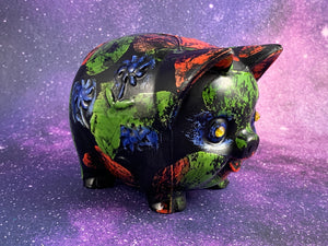 Mod Pig: Red, Green and Blue