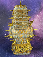 Load image into Gallery viewer, Tall Stack Ape with Gold Headdress