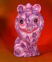 Load image into Gallery viewer, Pink and Purple Lion