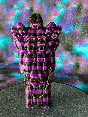 King Lord Ape: Purple and Black