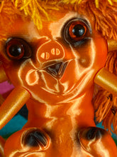 Load image into Gallery viewer, Radiant Orange Twisty Pig