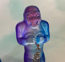 Load image into Gallery viewer, Tiny ape set: Blue/Purple/Silver/Pink