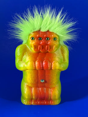 Translucent Green/Red/Yellow Freak of Nature Ape