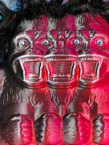 Pink and Black Freak of Nature Ape