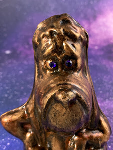 Mister Droopy: Bronze Reflections