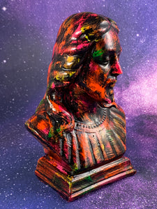 Old Tyme Religious Bust