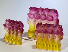 Load image into Gallery viewer, Crocodile Ape Cult: 4 Headed Pink Lemonade Freak-o Gang