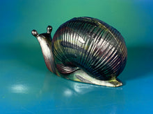 Load image into Gallery viewer, Multi Color Metal Flaked Snail