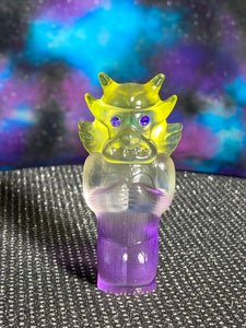 Aton Ape: Yellow/Clear/Purple