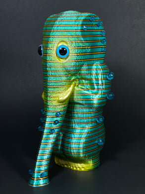 Elephant Ape: Blue and Yellow Power Place