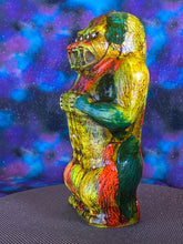 Load image into Gallery viewer, Freak of Nature 3 Headed Ape: Day and Night Glow