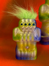 Load image into Gallery viewer, Freak of Nature Apes: Blue, Yellow and Green