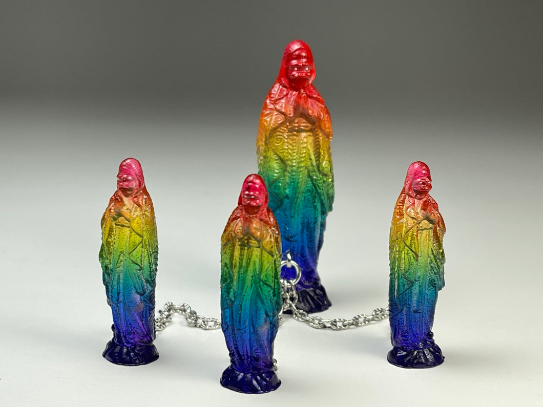 Holy Immaculate Ape: Clan of the Rainbow Prayers
