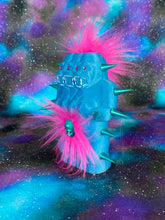Load image into Gallery viewer, Pink and Blue Freak of Nature Ape