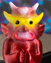 Load image into Gallery viewer, Aton Ape: Red with Happy Ape Grin