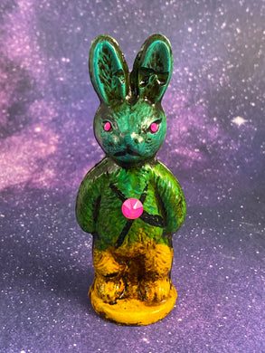 Ticked Off Space Rabbit