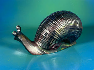 Multi Color Metal Flaked Snail