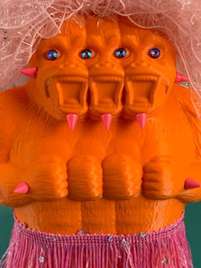 Freak of Nature Hula Ape: Orange and Pink