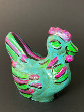 Load image into Gallery viewer, Chalkware Chicken: Blue