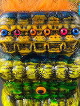 Load image into Gallery viewer, 5 Headed Freak Apes: Green/Orange/Yellow