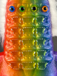 Tall Stack Ape Freak: Vertical Rainbow