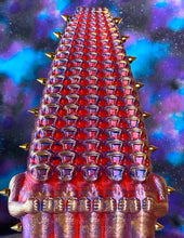Load image into Gallery viewer, 100 Head Ape: Purple/Gold/Red