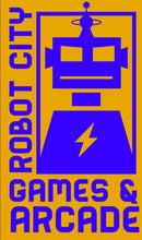 Load image into Gallery viewer, Robot City Games Gift Certificate