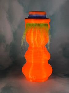 Hair Pig, Florescent Orange