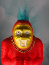 Load image into Gallery viewer, Hair Ape, Fluorescent Red