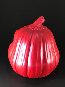 Red Snarl Pumpkin