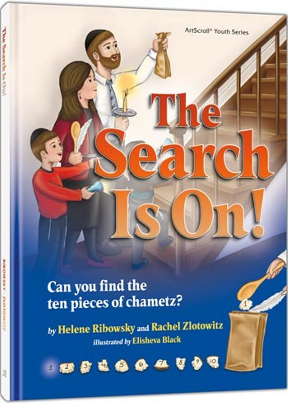 The Search Is On!
