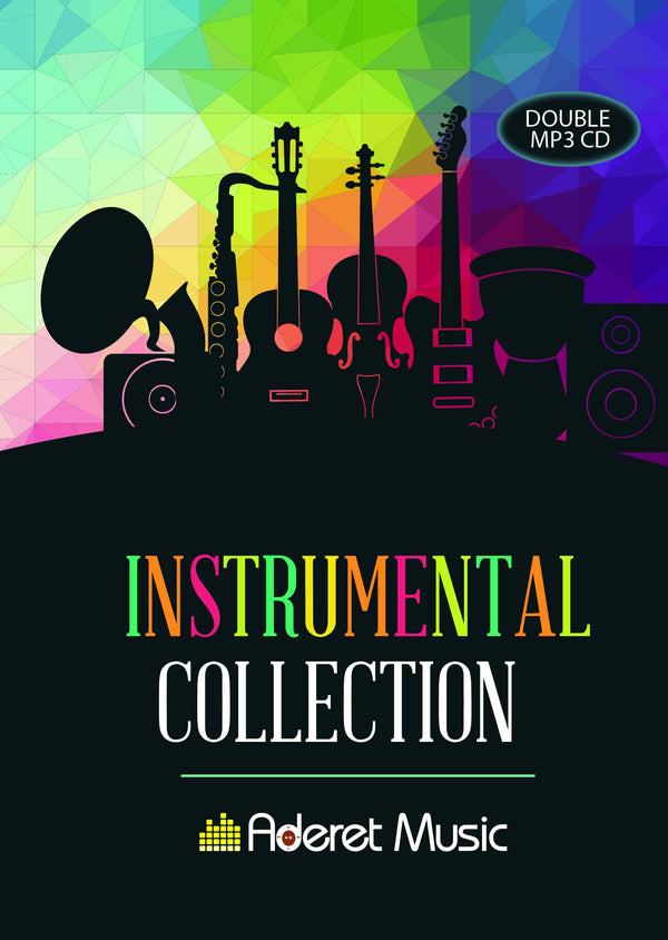 Aderet Instrumental MP3 Collection (Double MP3)
