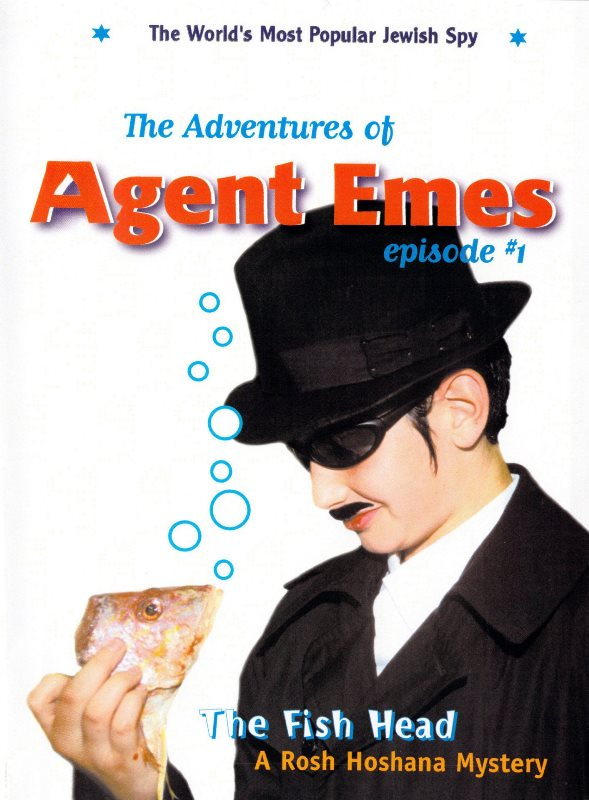 Agent Emes: The Fish Head - Volume 1 (DVD)