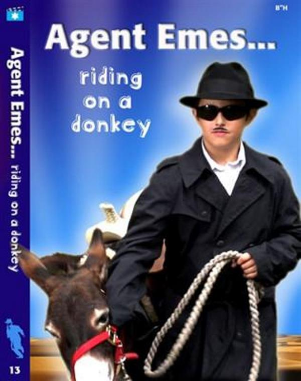 Agent Emes: Riding On A Donkey - Volume 13 (DVD)