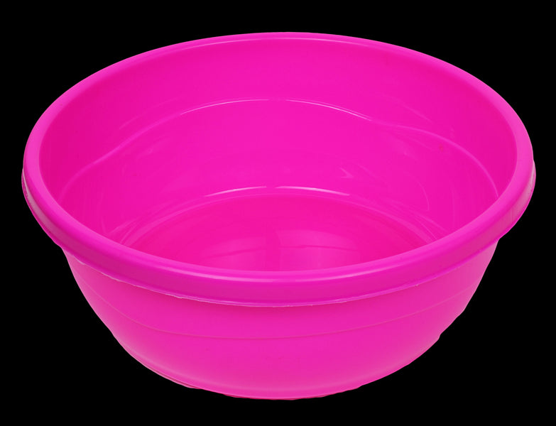 Wash Bowl: Plastic Mini - Pink