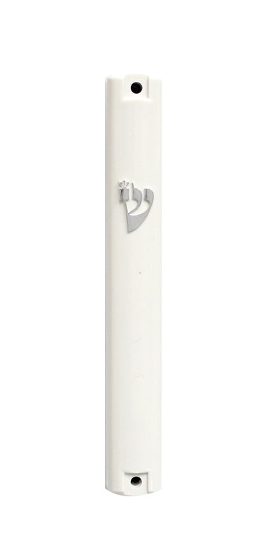 "Mezuzah Case: 5.9"" Plastic Rubber Seal"