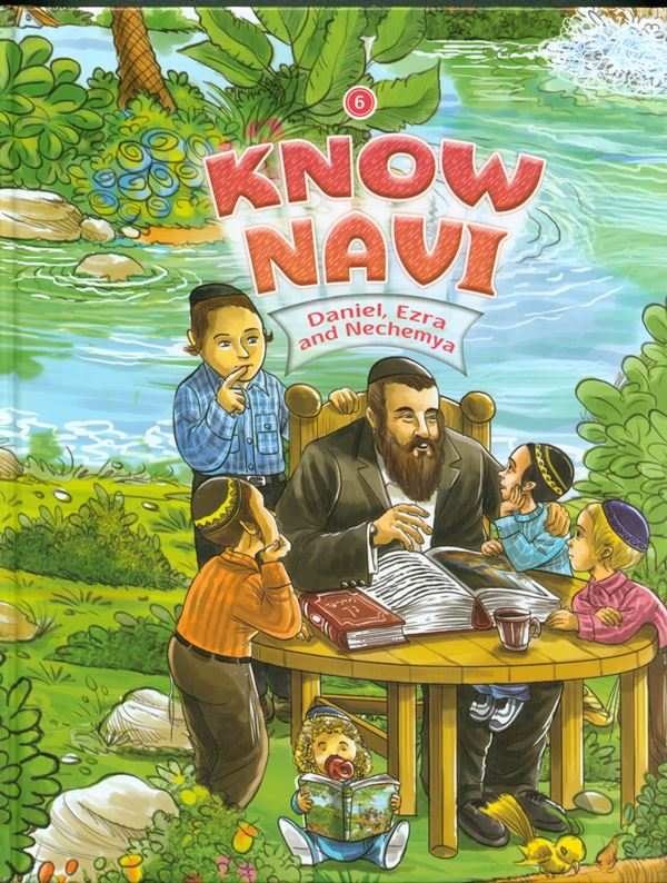 Know Navi - Volume 6