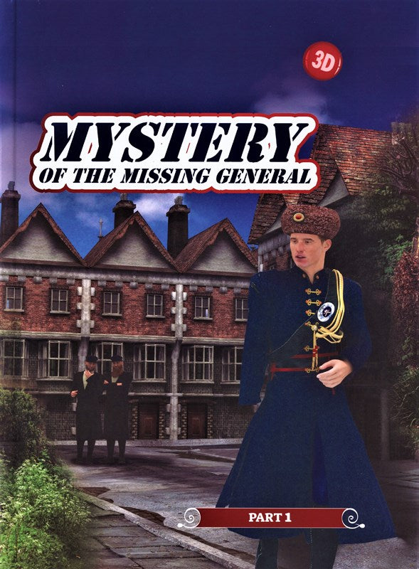 Mystery Of The Missing General - Part 1