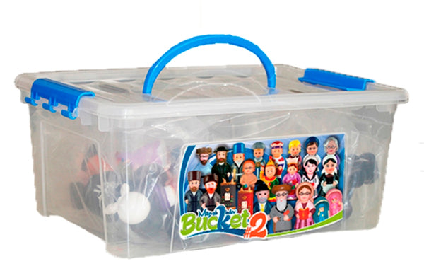 Mitzvah Kinder - Playgo Bucket #2