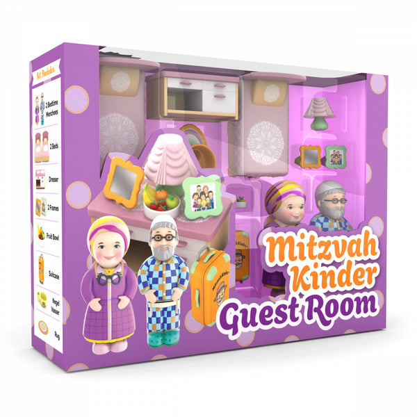 Mitzvah Kinder - Guest Room