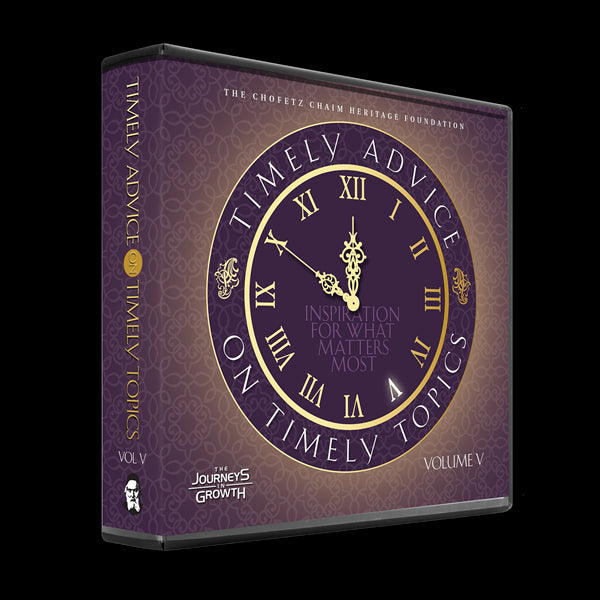 Timely Advice For Timely Topics: Volume 5 (4 Audio CD Set)