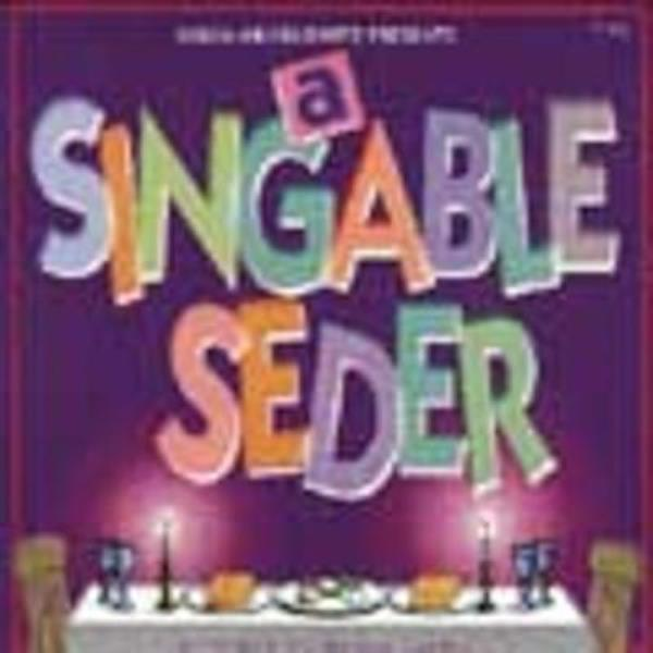 A Singable Seder (CD)