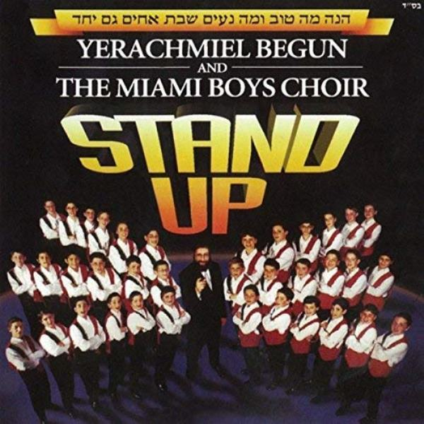 Miami Stand Up (CD)