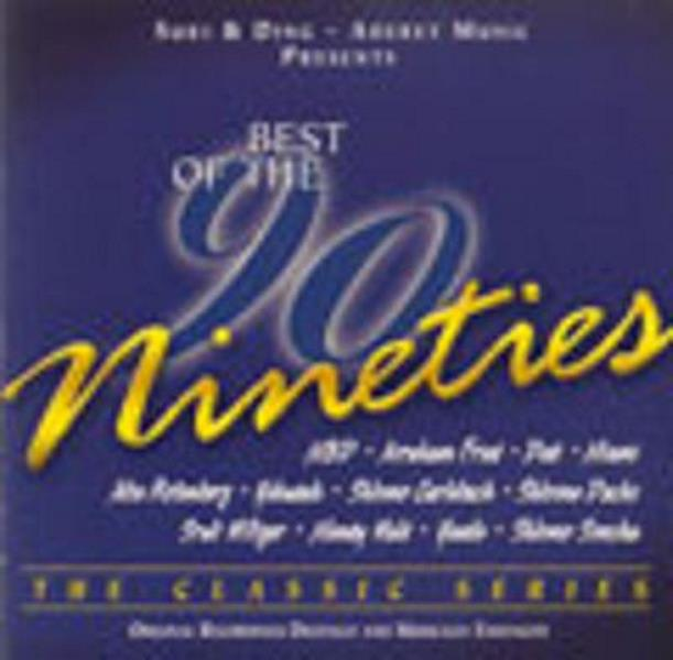 Best of The 90's (CD)