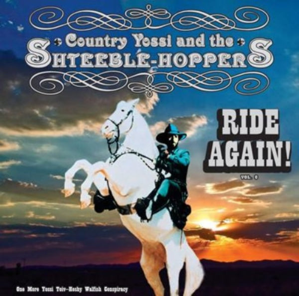 Country Yossi: Ride Again! (CD)
