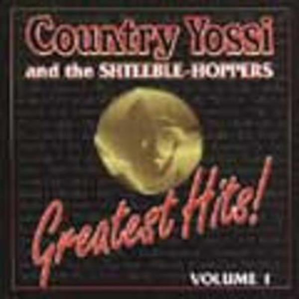 Country Yossi Greatest Hits!: Volume 1 (CD)