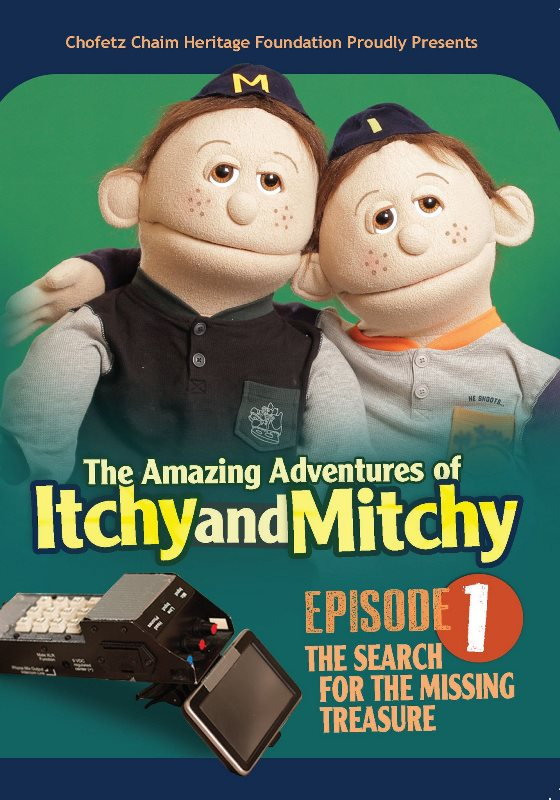 Itchy And Mitchy 1 - The Search For The Missing Treasure (CD)