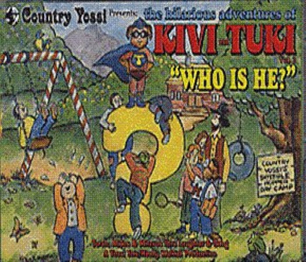 Kivi & Tuki - 2 Who Is He? (CD)