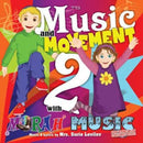 Morah Music Movement - 2 (CD)