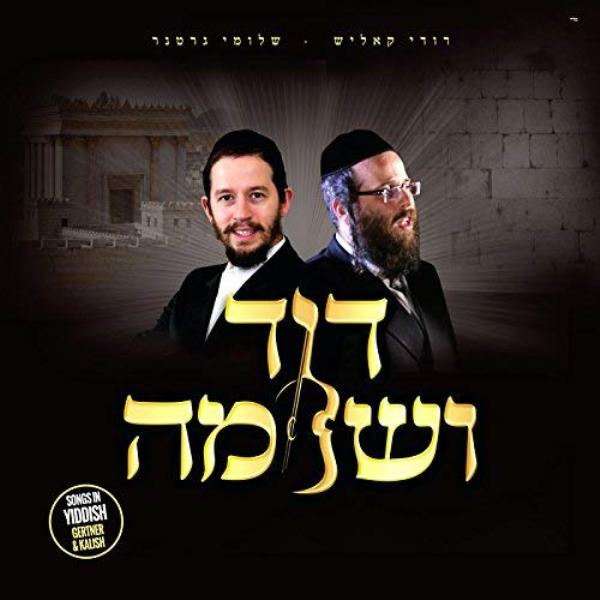 Dovid V'shloime (CD)